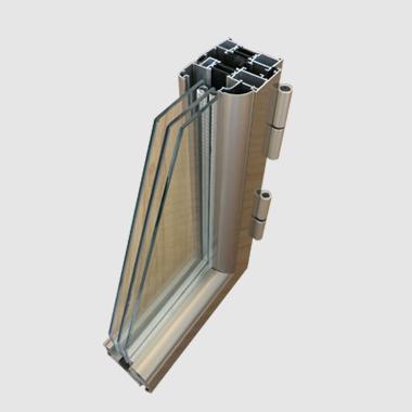 70隔熱斷橋鋁合金窗