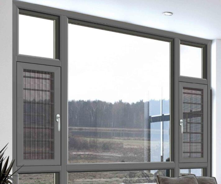 金昌门窗加工厂告知您如何进行断桥铝门窗框结构的施工