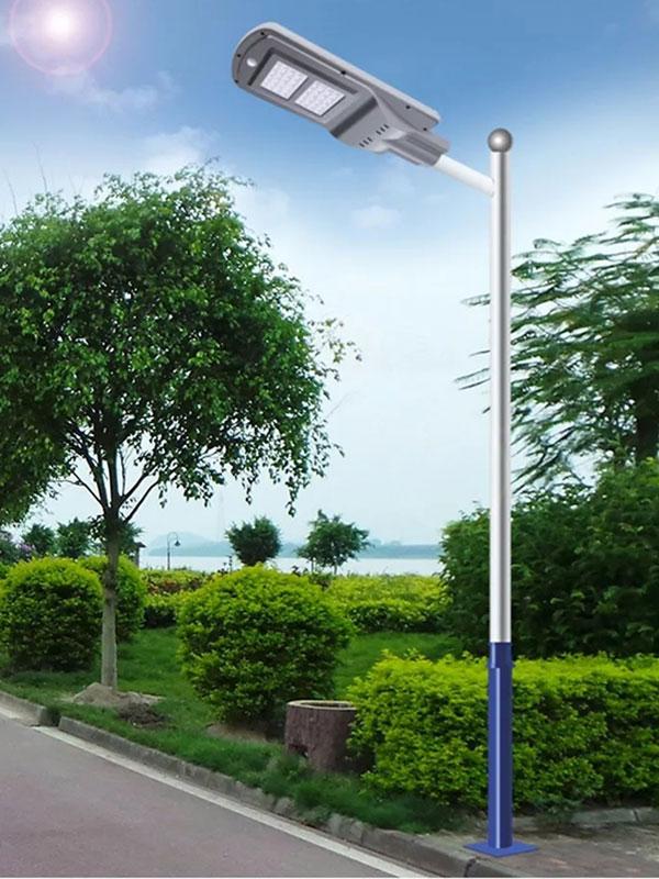 太阳能路灯安装方法