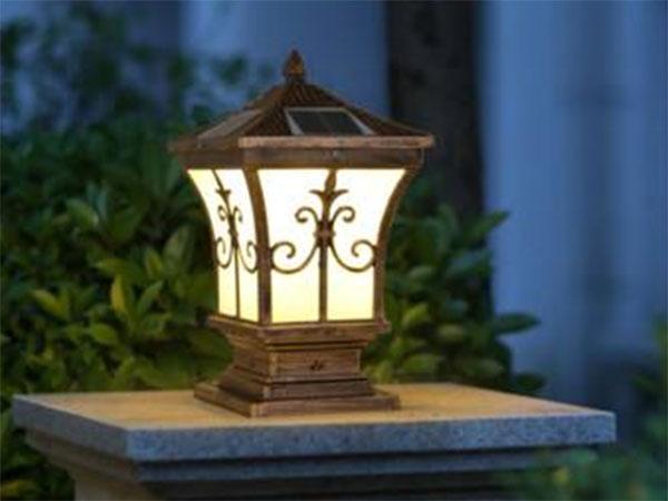 室外墙头灯您了解多少呢?我来告诉您