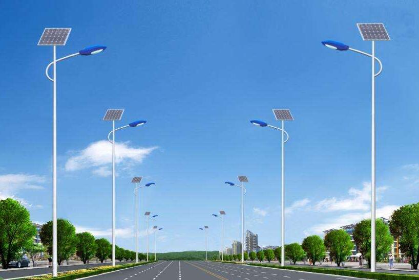 为何太阳能路灯