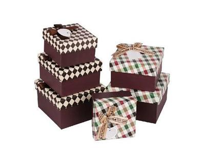 小礼品纸盒