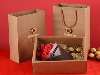 节日礼品纸盒