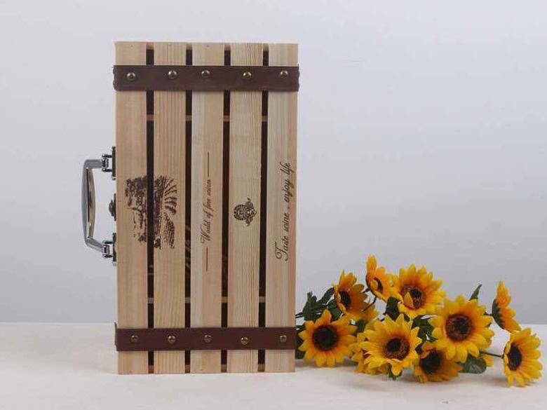 兰州工艺品包装酒盒