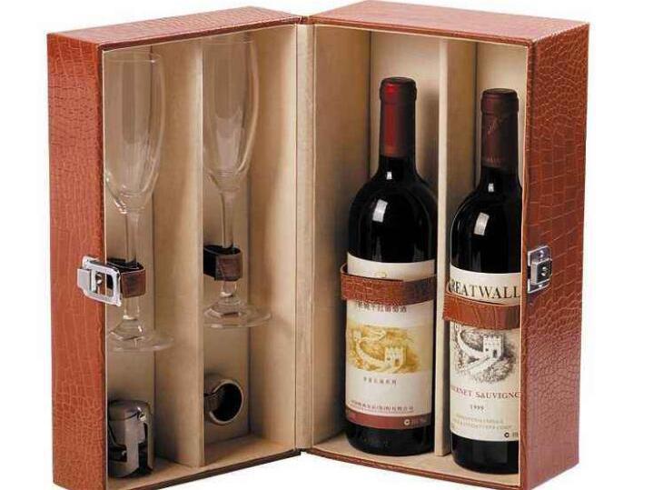 兰州一体式酒盒批发