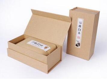 高档牛皮纸盒
