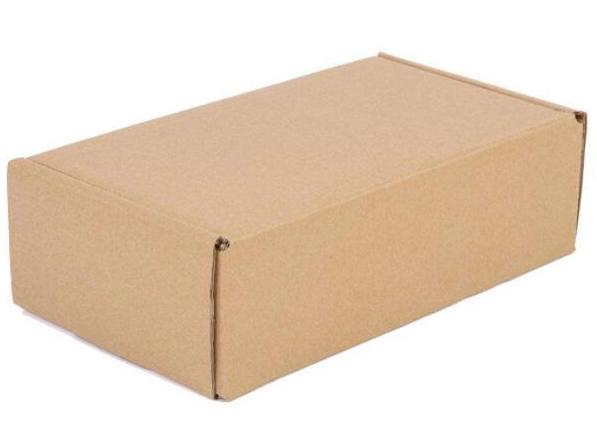 硬牛皮纸盒
