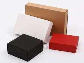 甘肃进口牛皮纸盒