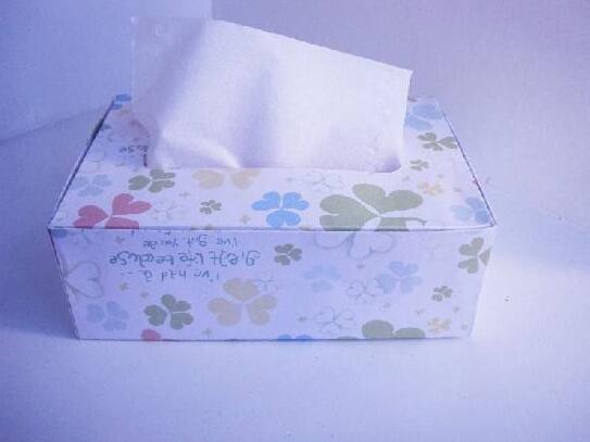 自制抽纸盒