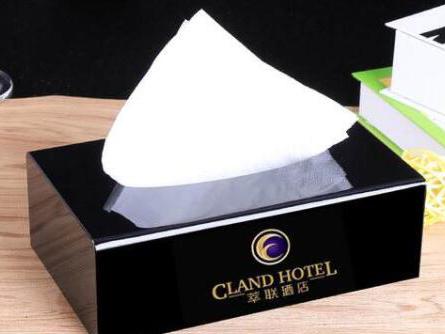 長方形餐巾紙盒