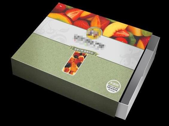 高檔水果盒
