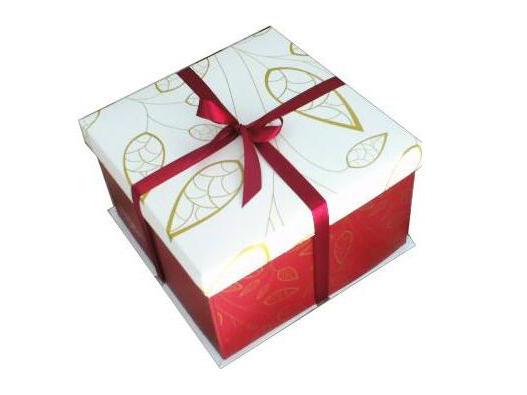 水果蛋糕盒