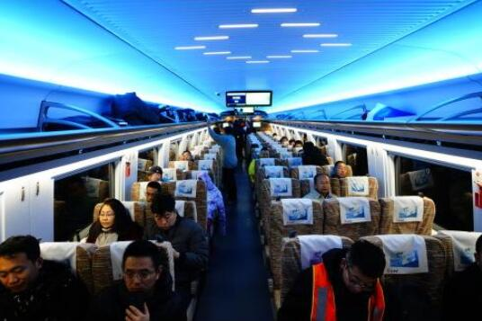 兰州广泽印刷小编带您了解京张高铁开通运营在350公里时速下实现自动驾驶