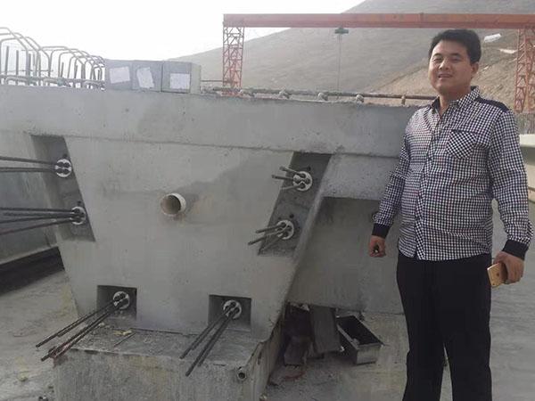 液压钢模板