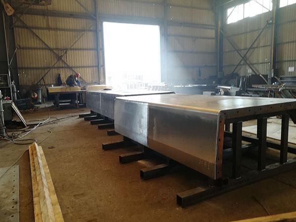 不锈钢模板生产