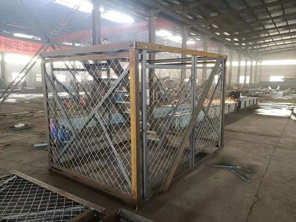 框架式梯笼