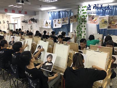 为什么一些美术生坚持集训却越画越差?
