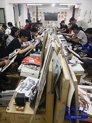甘肃美术高考培训画室
