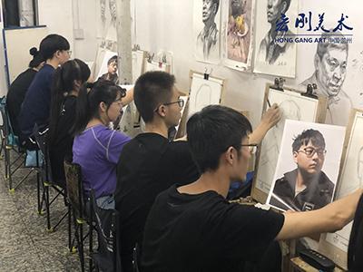 甘肃高考美术画室