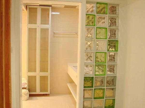 洗手间隔断装饰