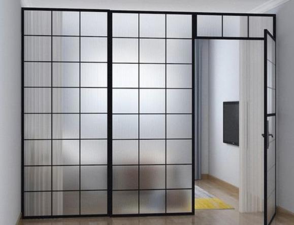 玻璃隔断厂家简述玻璃隔断可使用在哪些地方?
