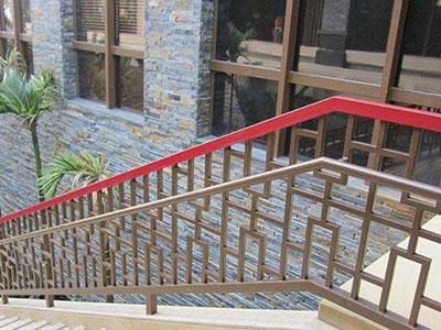 楼梯铁艺护栏