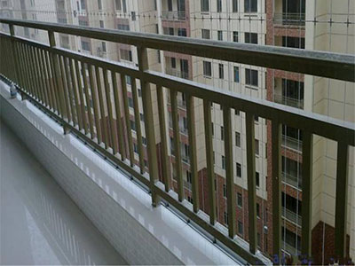 方管铁艺护栏