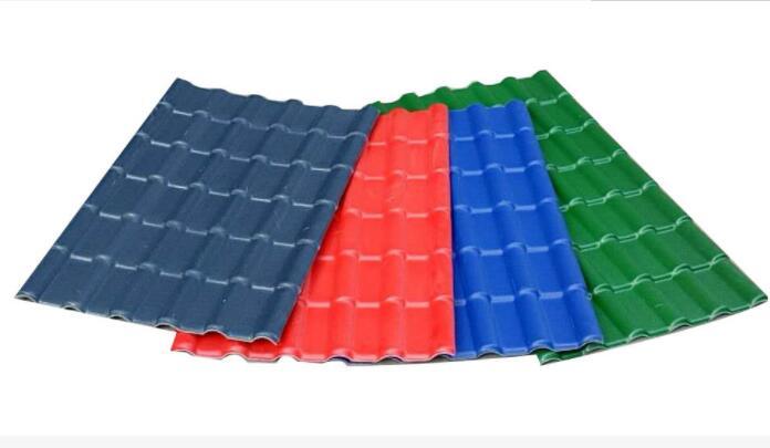 合成树脂瓦节省屋面工程铺装時间