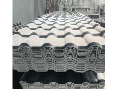 树脂瓦施工