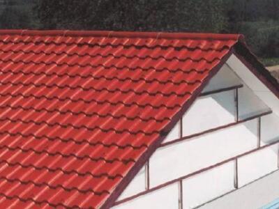 在现在的生活中,合成树脂瓦适用哪些屋面?