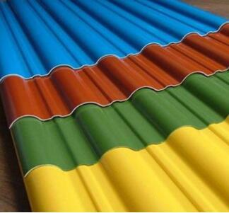彩钢瓦不同承重的屋面安装