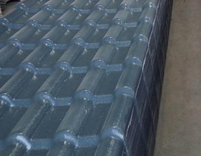 树脂瓦厂家浅谈树脂透明瓦PVC和FRP亮瓦的区别