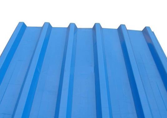 彩钢瓦厂简述彩钢瓦屋面漏水的补漏施工流程