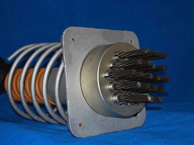 预应力锚具夹片硬度检测时需注意的因素