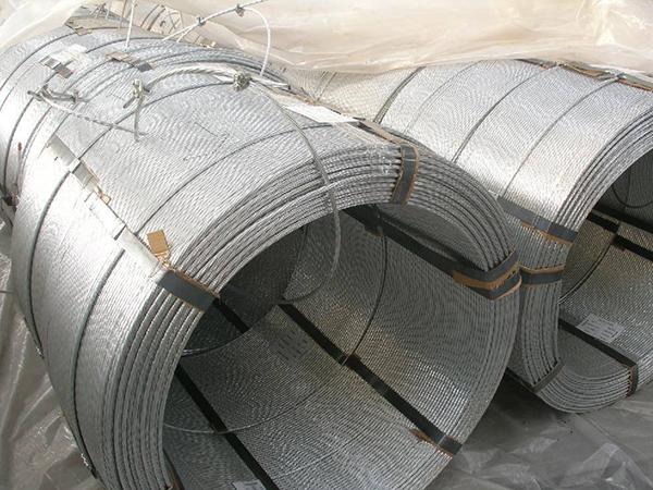 钢绞线厂家分享钢绞线在建筑工程施工时运用普遍吗?