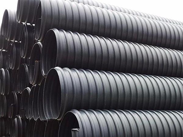 高密度聚乙烯hdpe缠绕增强管