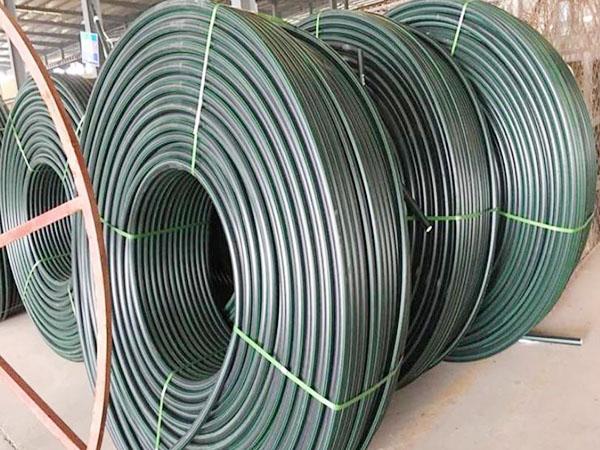 HDPE硅芯管
