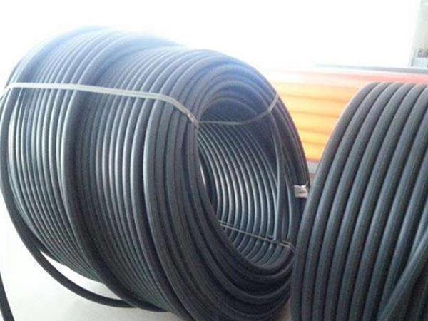 聚乙烯硅芯管