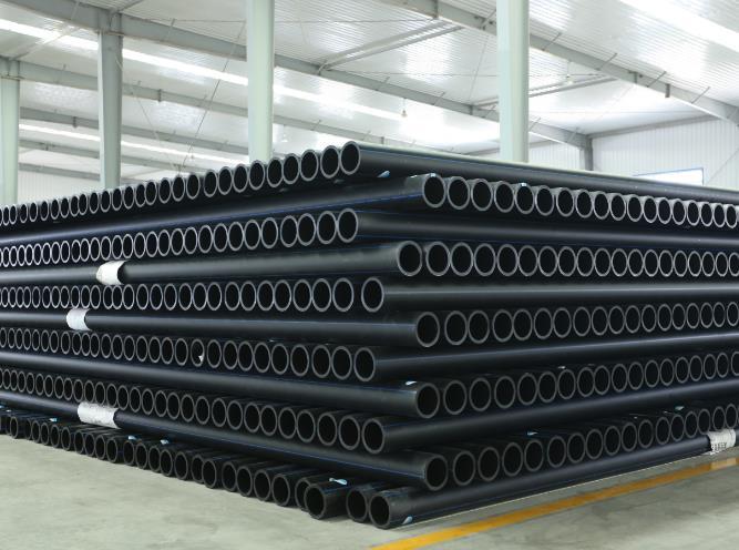 pe管生产厂家分析黑色的pe管可以做饮用水管吗?