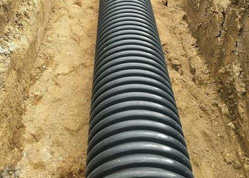 浅谈HDPE双壁波纹管管道回填要求