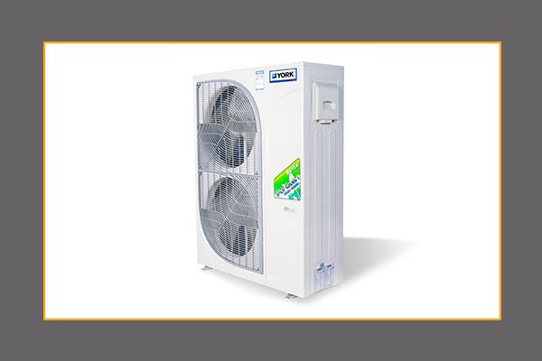 约克家用水系统中央空调室外机