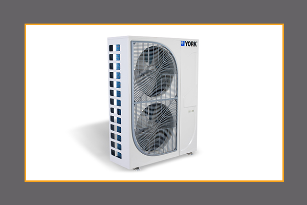 超低温全变频风冷冷水热泵
