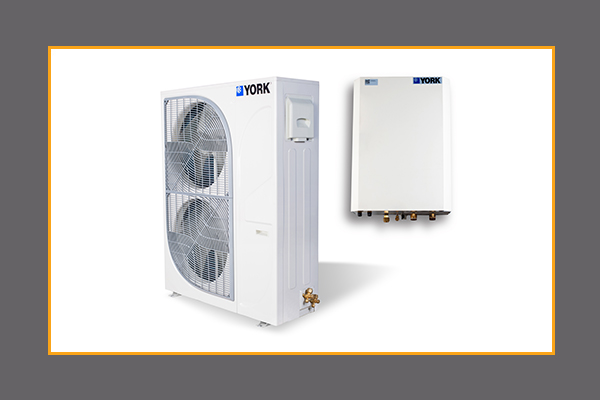 约克超低温全变频家用水系统中央空调