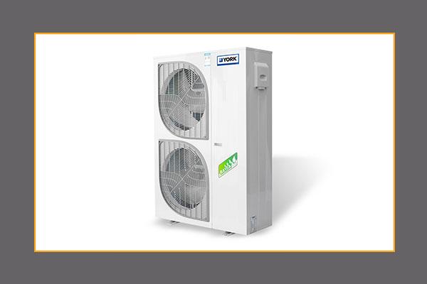 约克YCAG风冷冷水热泵室外机