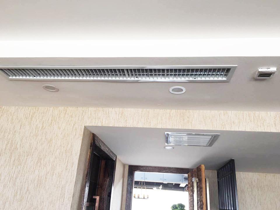 商用中央空调案例