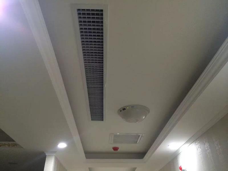 兰州酒店中央空调调试