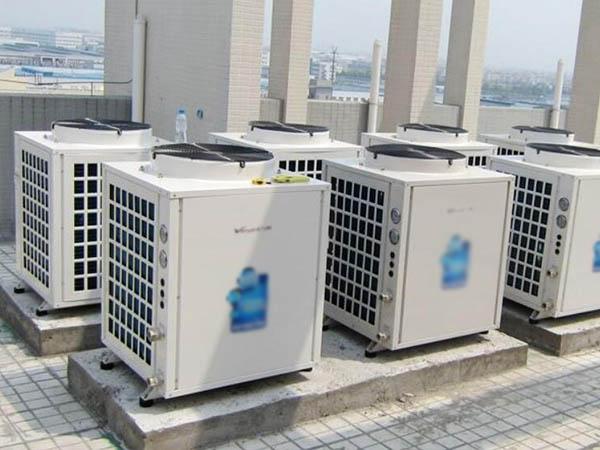 空气能热泵工作原理
