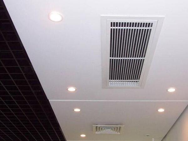中央空调匹数和面积的关系