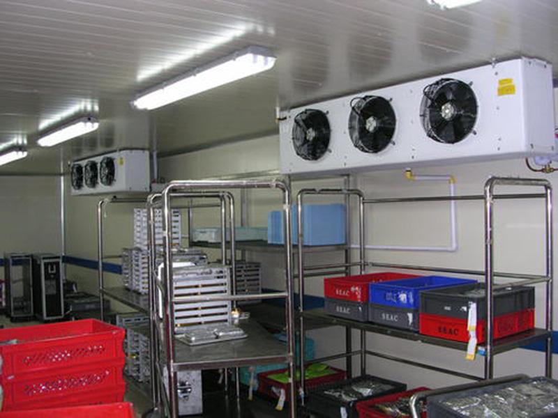 厨房加工保鲜冷库