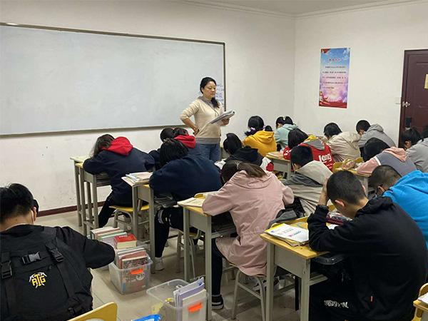 高考艺考文化课冲刺班